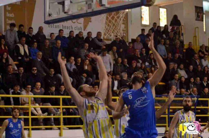 Cestistica Ostuni Mola Playoff 1
