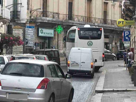 Bus in Centro 1