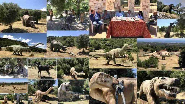 Dinosauri Parco 2