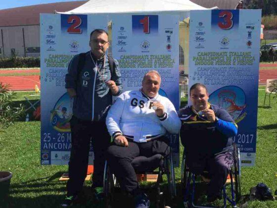 Piero Rosario Suma Atelta Paraolimpico Ostuni 1