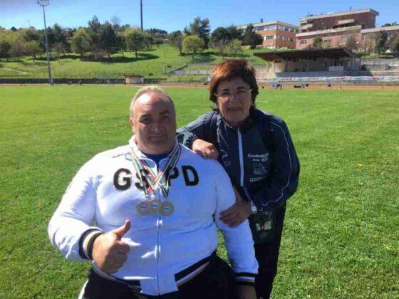 Piero Rosario Suma Atelta Paraolimpico Ostuni 2