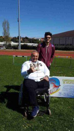 Piero Rosario Suma Atelta Paraolimpico Ostuni 4