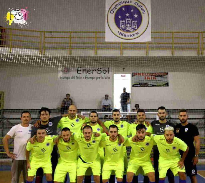 Olympique Ostuni VS Diaz Bisceglie 2