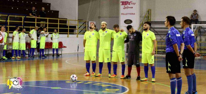 Olympique Ostuni VS Diaz Bisceglie 3