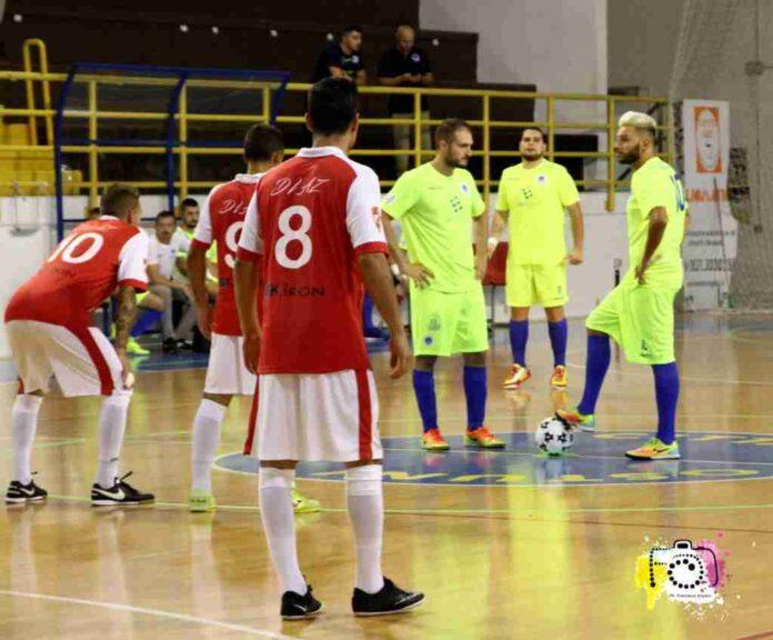 Olympique Ostuni VS Diaz Bisceglie 5