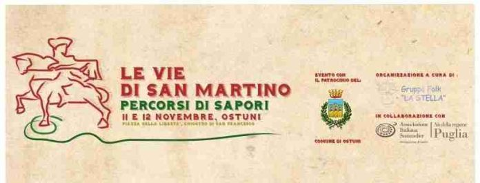Le Vie di San Martino Ostuni2017
