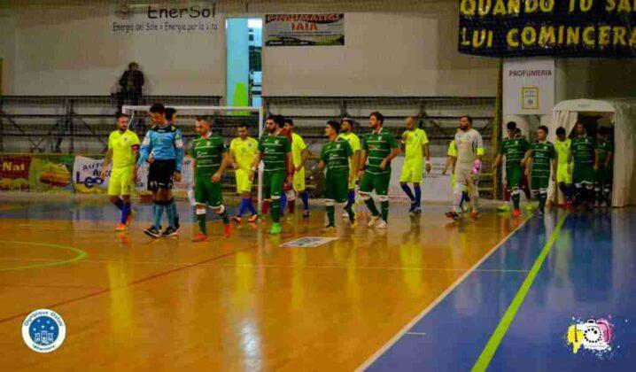 Olympique Ostuni VS Neapolis Campionato 1