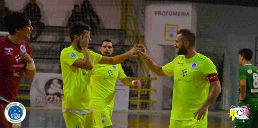 Olympique Ostuni VS Neapolis Campionato 22