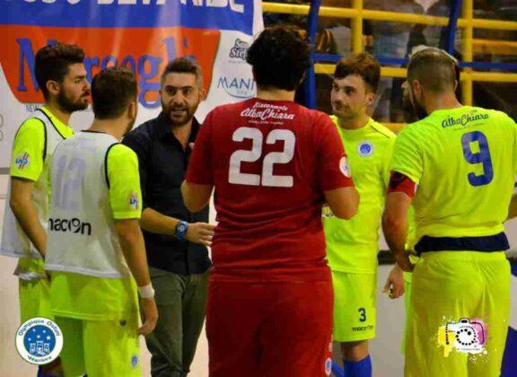 Olympique Ostuni VS Neapolis Campionato 25