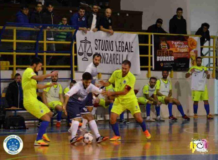 Olympique Ostuni VS Pellegrino 12