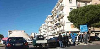 Incidente rotatoria bar manhattan ostuni 2