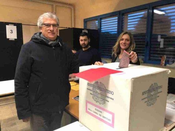 Giovanni Epifani Voto Politiche2018