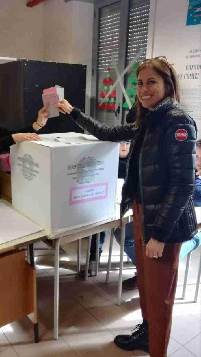 Valentina Palmisano Voto Politiche2018 e1521486184545