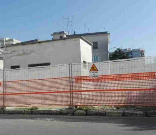 Cantiere Bagni Pubblici Largo Risorgimento