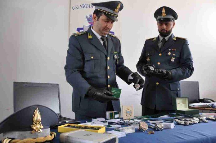 Guardia Finanza Arresti 2