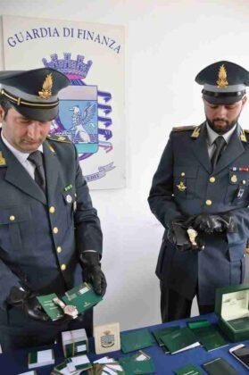 Guardia Finanza Arresti 3