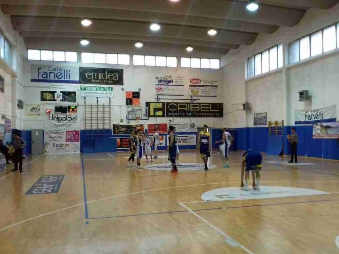 Playoff Francavilla Cestistica