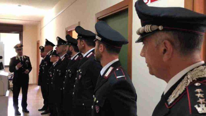 Inaugurazione Sede Carabinieri Forestali Ostuni