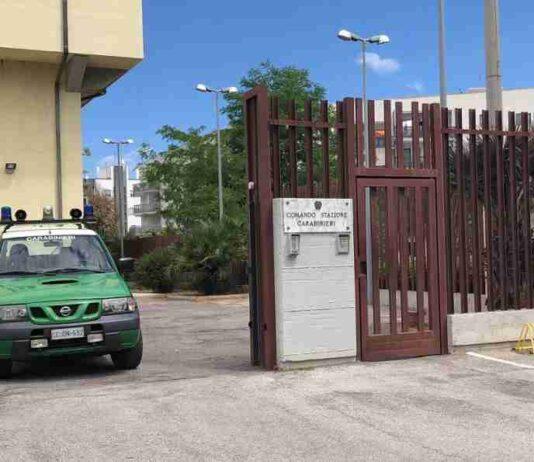 La Stazione dei Carabinieri Forestali di Ostuni