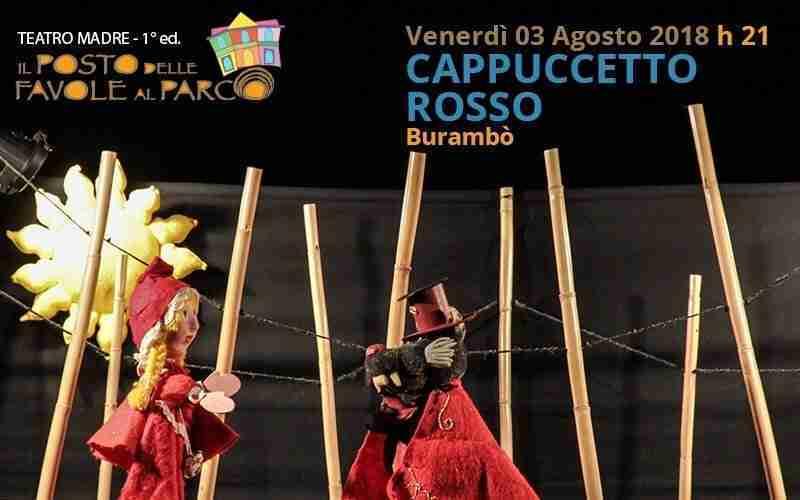 Le avventure di Cappuccetto Rosso al parco archeologico di Santa Maria di Agnano
