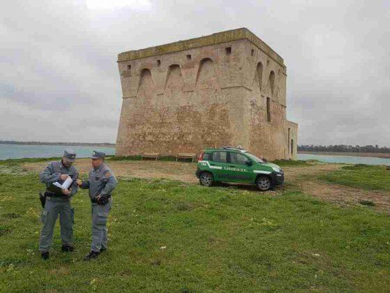 Controlli serrati dei Carabinieri Forestali contro il bivacco e i parcheggi selvaggi