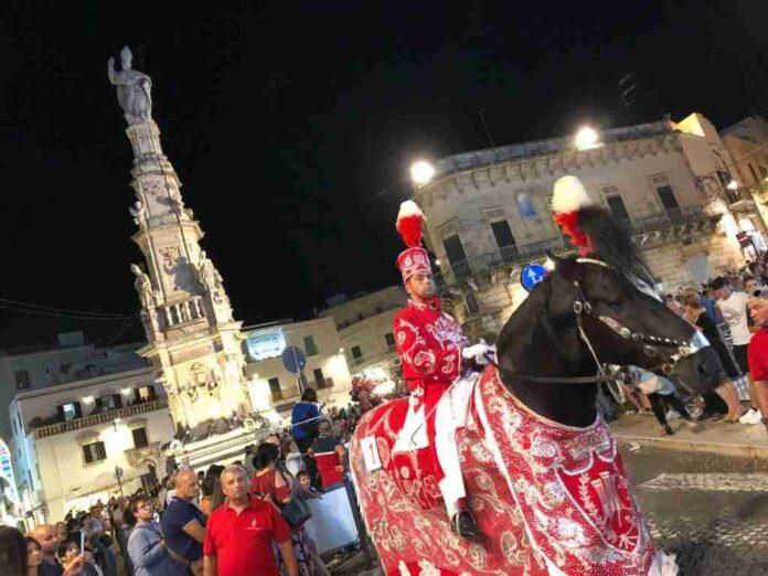Cavalcata di Sant'Oronzo 2018