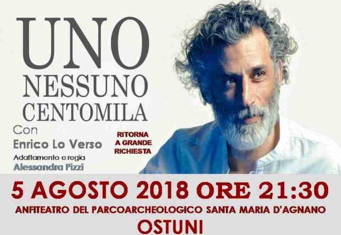 Uno nessuno centomila Enrico Lo Verso