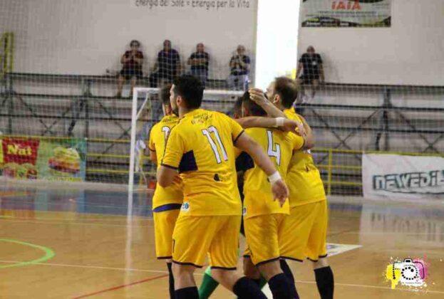 Futsal. Olympique beffata nel finale al Pala Gentile passa il Palo del Colle per 6-5. Il Video Servizio