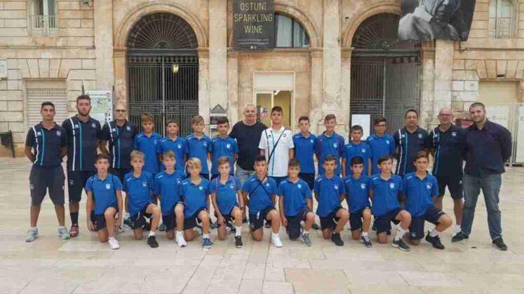 """Primo trofeo """"Valle d'Itria"""" vince la società Bs Soccer Team di Fasano"""