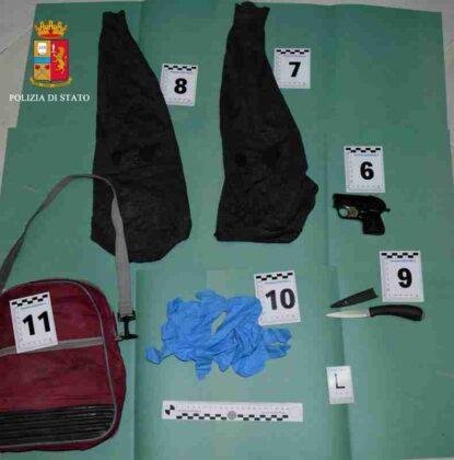 Assalto a distributore di carburanti: condannato giovane rapinatore