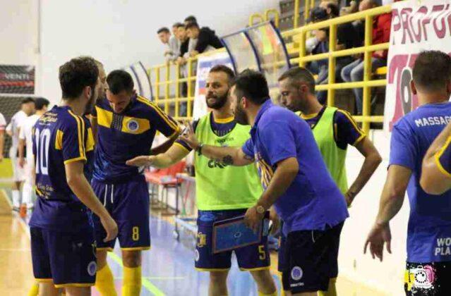 L'Olympique Ostuni continua a sognare, 4-2 al Barletta e primato in classifica consolidato. Il Video Servizio