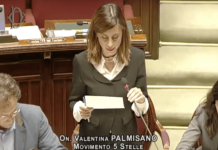 Valentina Palmisano M5S
