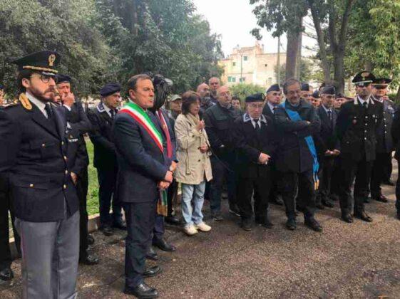 La Città bianca ha reso omaggio ai caduti della Grande Guerra, celebrando la Festa dell'Unità Nazionale e delle Forze Armate