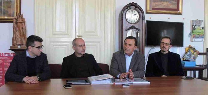Conferenza Stampa ARPA Puglia Ostuni