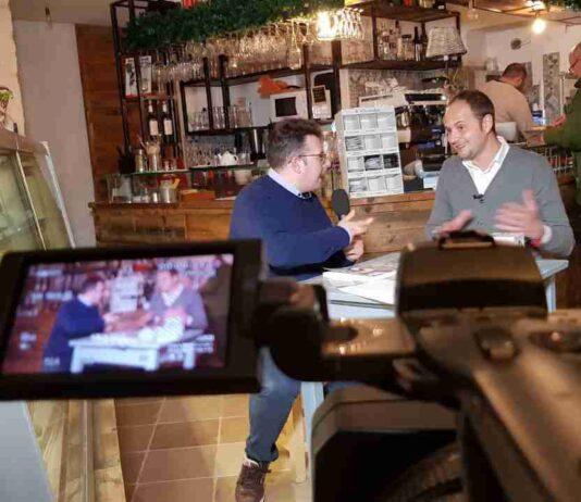 Coffee Break con Fabrizio Monopoli