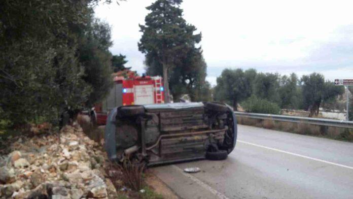 Incidente Stradale Ostuni Fasano