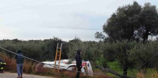 Incidente Via per Torre Pozzelle