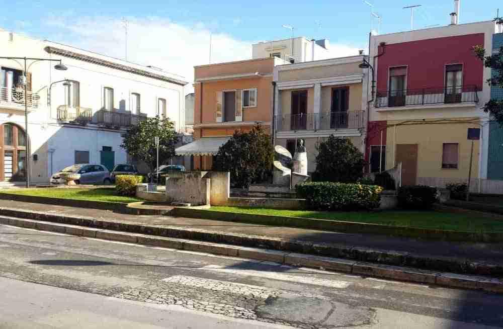 Largo San Domenico San Vito dei Normanni