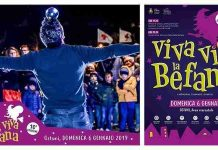 Viva viva la Befana 2019