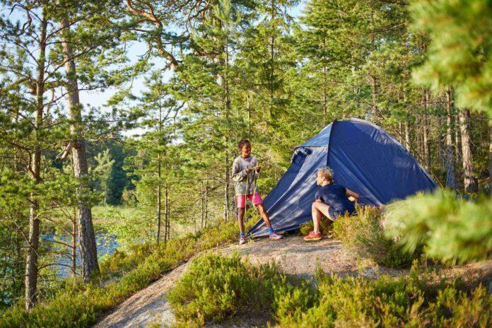 camping in puglia