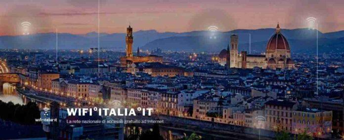 Piazza WiFi Italia