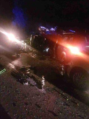 Tragico incidente stradale sulla Ostuni – Montalbano. Morti due giovani ostunesi.