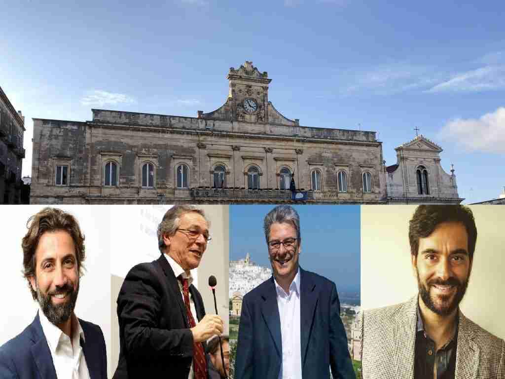 Elezioni Candidati Sindaco Ostuni Ammnistrative 2019 2