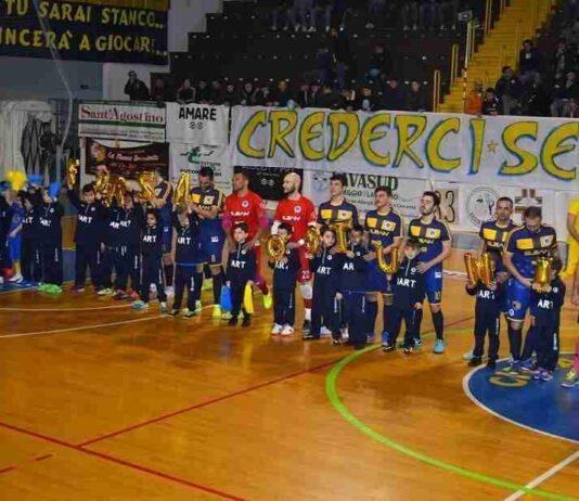 Olympique Ostuni Playoff