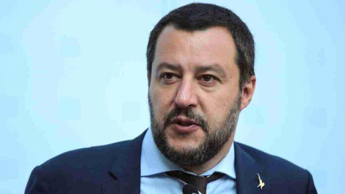 Matteo Salvini Ostuni