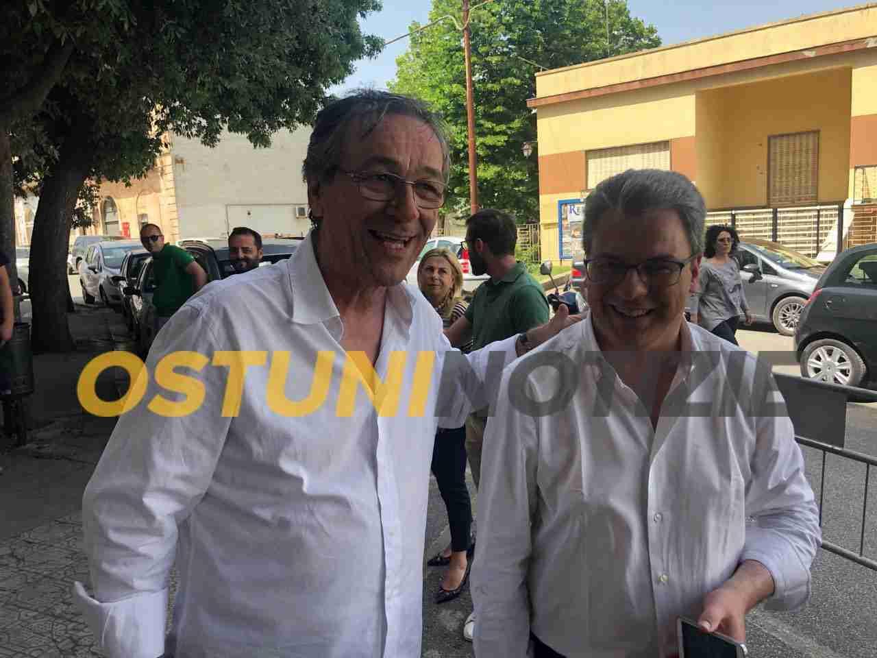 Candidati Sindaci Tanzarella - Cavallo