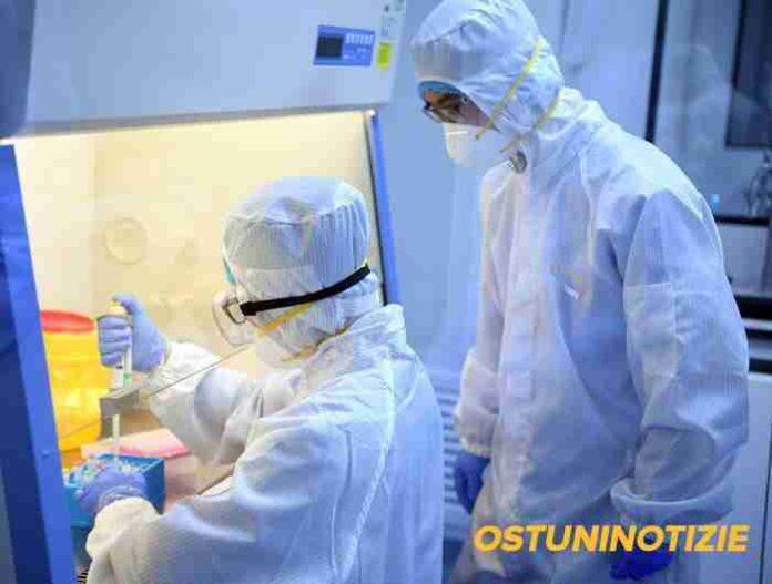 covid tamponi laboratorio coronavirus