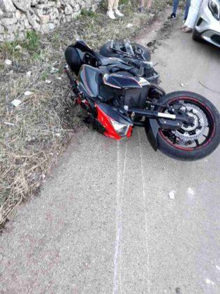 Incidente stradale sulla Ostuni - Villanova. Due feriti.