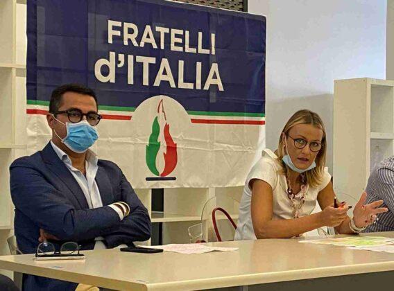 """Fratelli d'Italia ringrazia gli elettori: """"Adesso serve un cambio di passo per Ostuni"""". Il video servizio"""