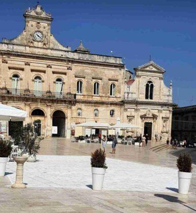 Piazza della Libertà - Scavo Dopo